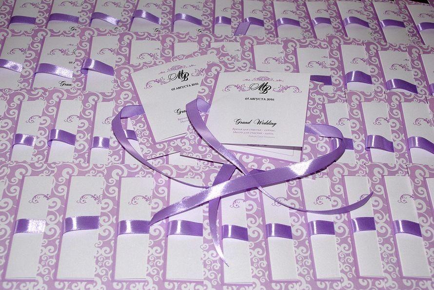 Для Марии и Василия! - фото 13254512 Пригласительные от Style wedding