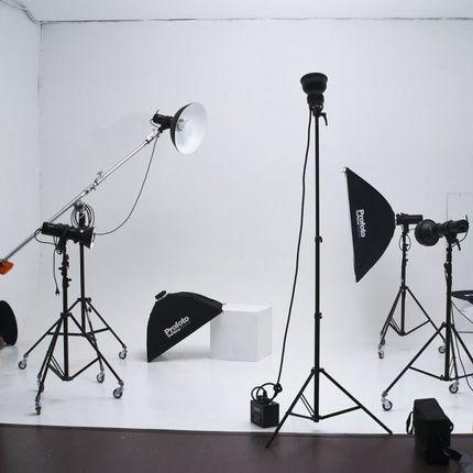 Комплект студийного освещения