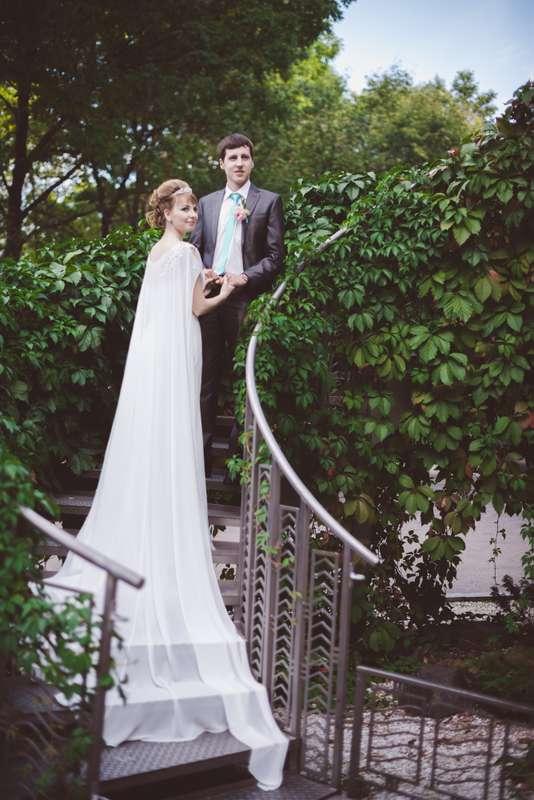 Фото 3267531 в коллекции Свежая и сочно-зелёная свадьба Андрея и Ирины - Фотограф Демьянова Илона