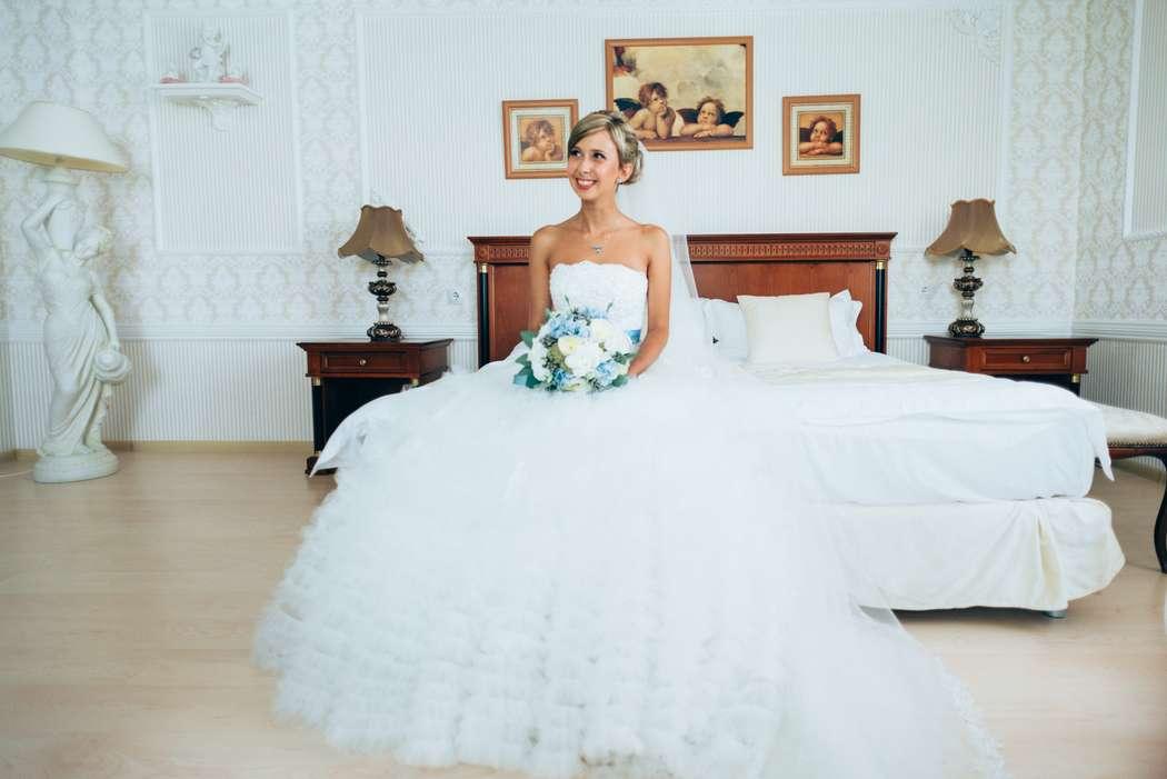 Фото 3267699 в коллекции Воздушная и струящаяся свадьба Даши и Вовы - Фотограф Демьянова Илона