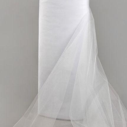 Фатин белый (ширина 3м)