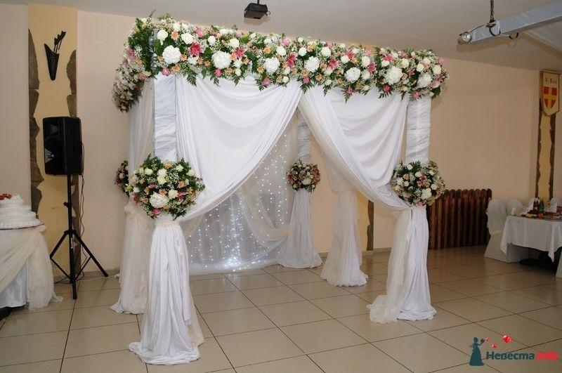 Угол невесты своими руками 29