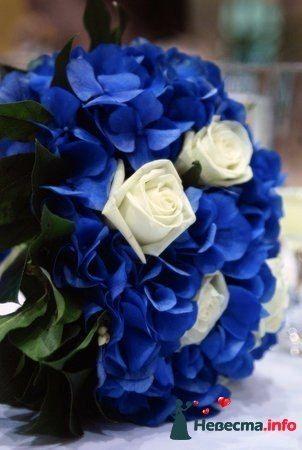 синяя свадьба - фото 6735372 Wedding magic - организация свадеб