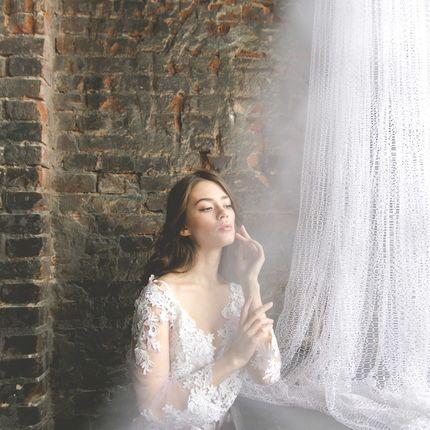 """Студийная фотосессия - пакет """"Утро невесты"""", 2-4 часа"""