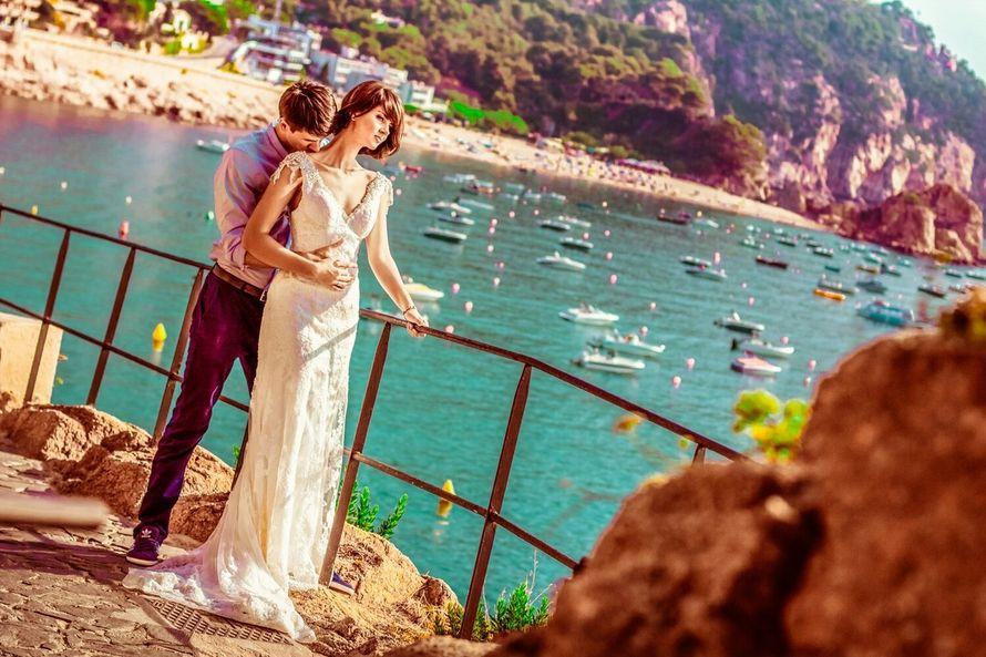 """Свадьба на море - фото 5959006 Агентство """"Счастливы в Испании"""""""