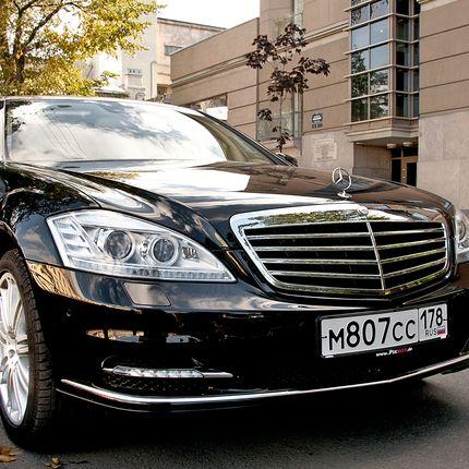 Аренда авто Mercedes w221, цена за 1 час
