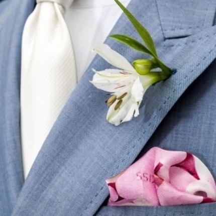 Пошив свадебного костюма