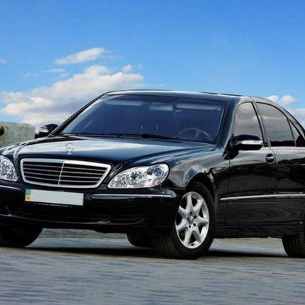 Аренда Mercedes S W220 L