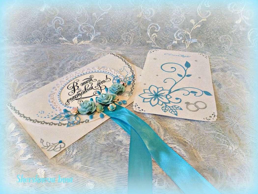 дорогая, большие свадебные открытки с конвертом встала раком