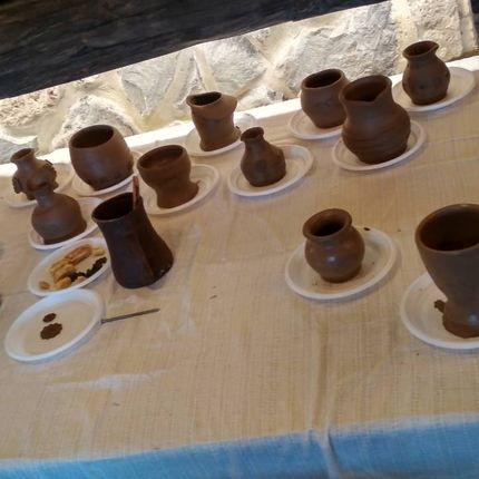 Мастер-класс по гончарному мастерству, 3-4 часа