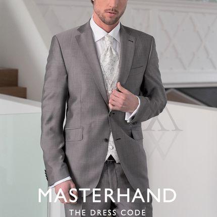 Мужской костюм на свадьбу Сальве Masterhand