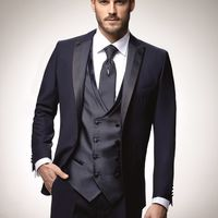 Мужской костюм-тройка ADIMO