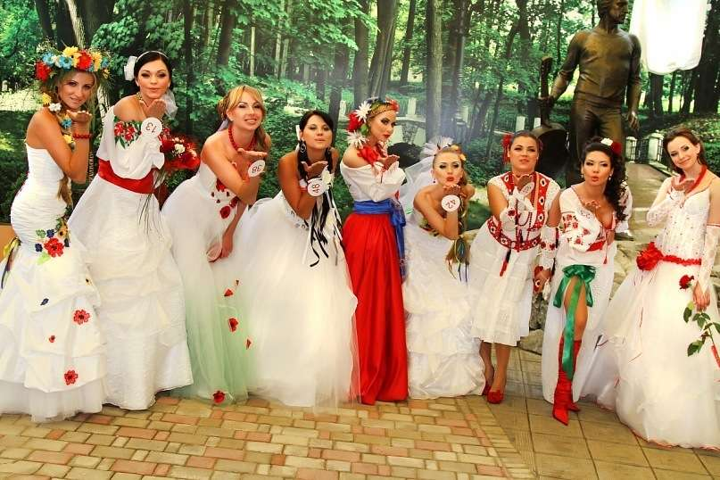 Что такое свадьба в русском стиле