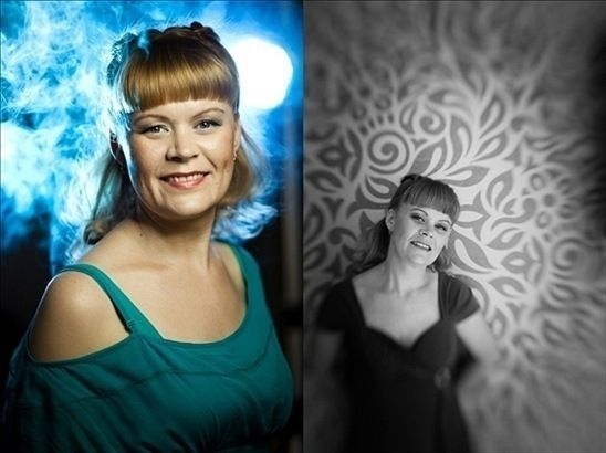 мои работы на Миссис Урал 2011 - фото 15705770 Визажист Плаксина Наталья