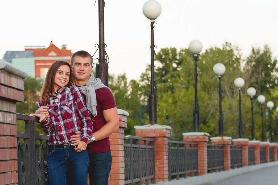 История любви Анны и Владимира. Фотограф: Максим Бейков. - фото 11136746 Фотограф Максим Бейков