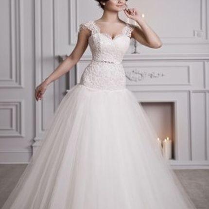 Свадебное платье Delux