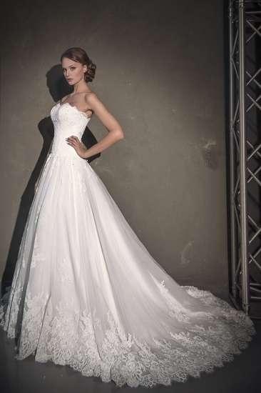 Фото 3383847 в коллекции Свадебная и вечерняя - Свадебный салон Regina
