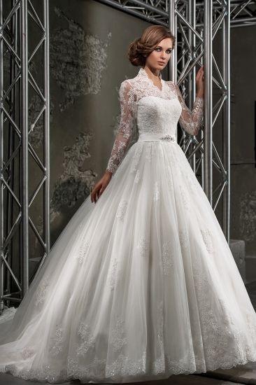 Фото 3383849 в коллекции Свадебная и вечерняя - Свадебный салон Regina
