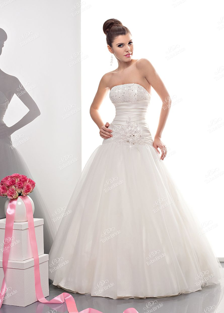 Свадебное платье - модель BB020