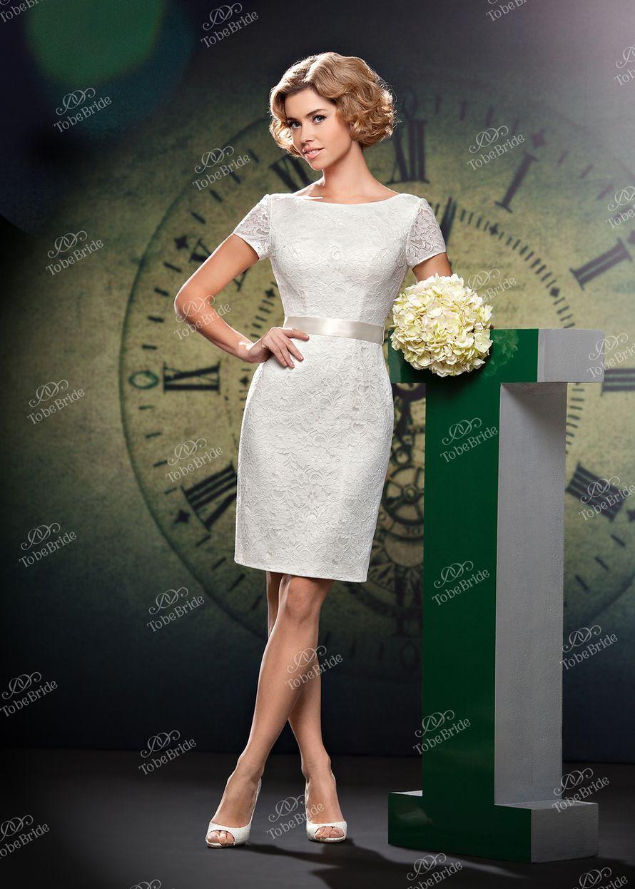 Свадебное платье - модель SL0093