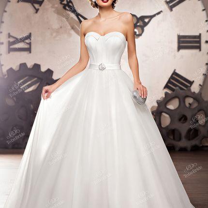 Свадебное платье - модель MJ125