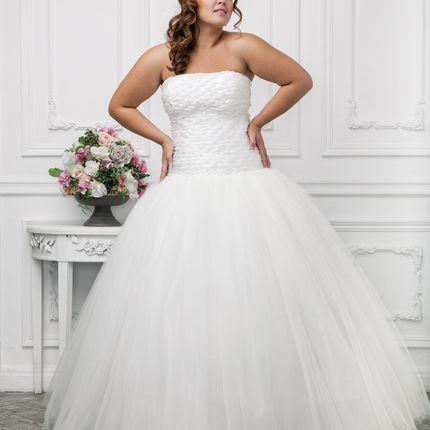 Свадебное платье П-0009