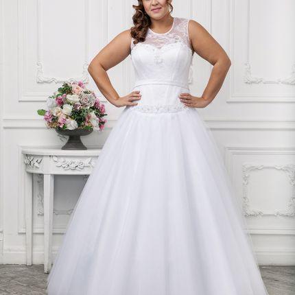 Свадебное платье А-0012