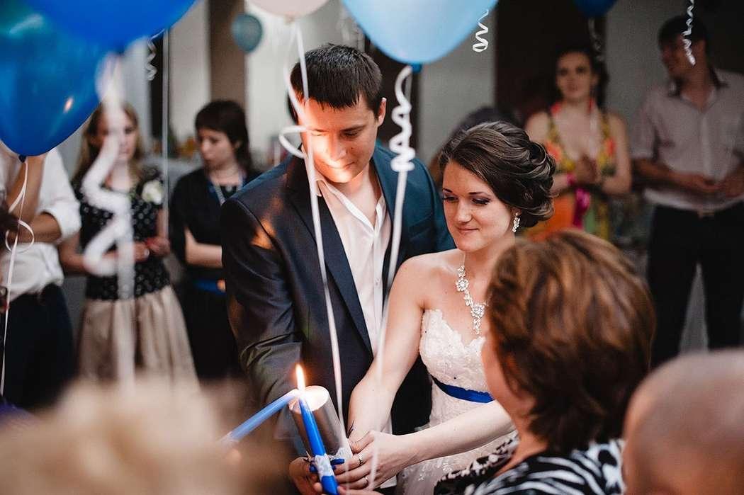 Фото 3409261 в коллекции Нежная весенняя свадьба Ульяны и Алексея - Ведущая - Катрин Кузнецова
