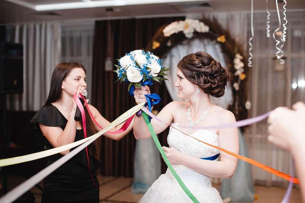 Фото 3409279 в коллекции Нежная весенняя свадьба Ульяны и Алексея - Ведущая - Катрин Кузнецова