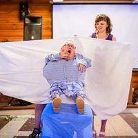 Очень веселый Конкурс на свадьбе от Ведущей Катрин!