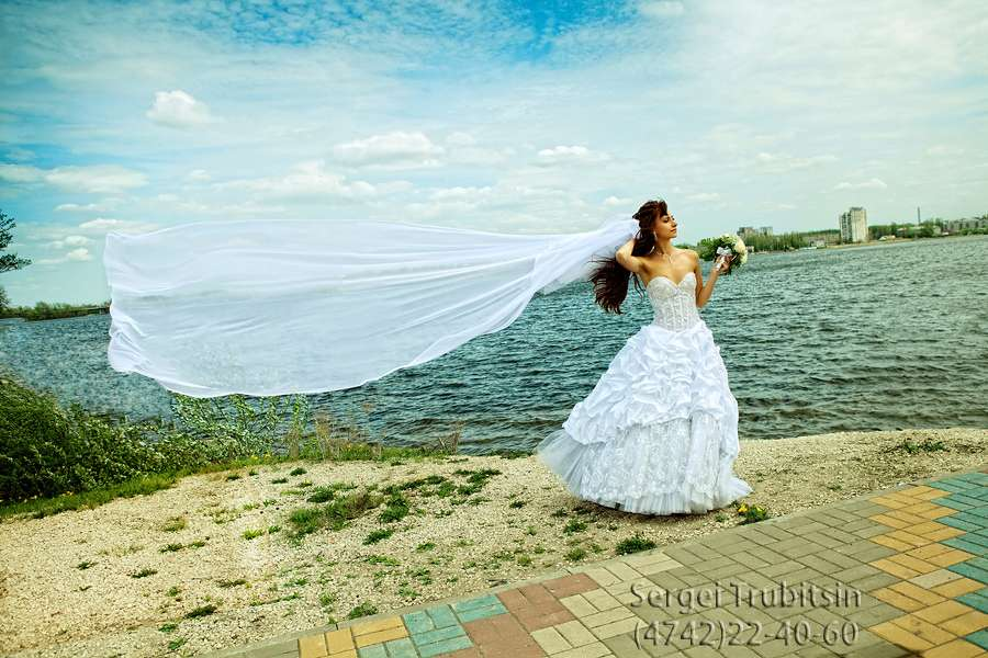 Фото 4624181 в коллекции Свадебное фото  - XCLUZIV арт-студия
