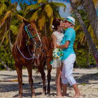 Свадебная фотосессия в Доминиканге