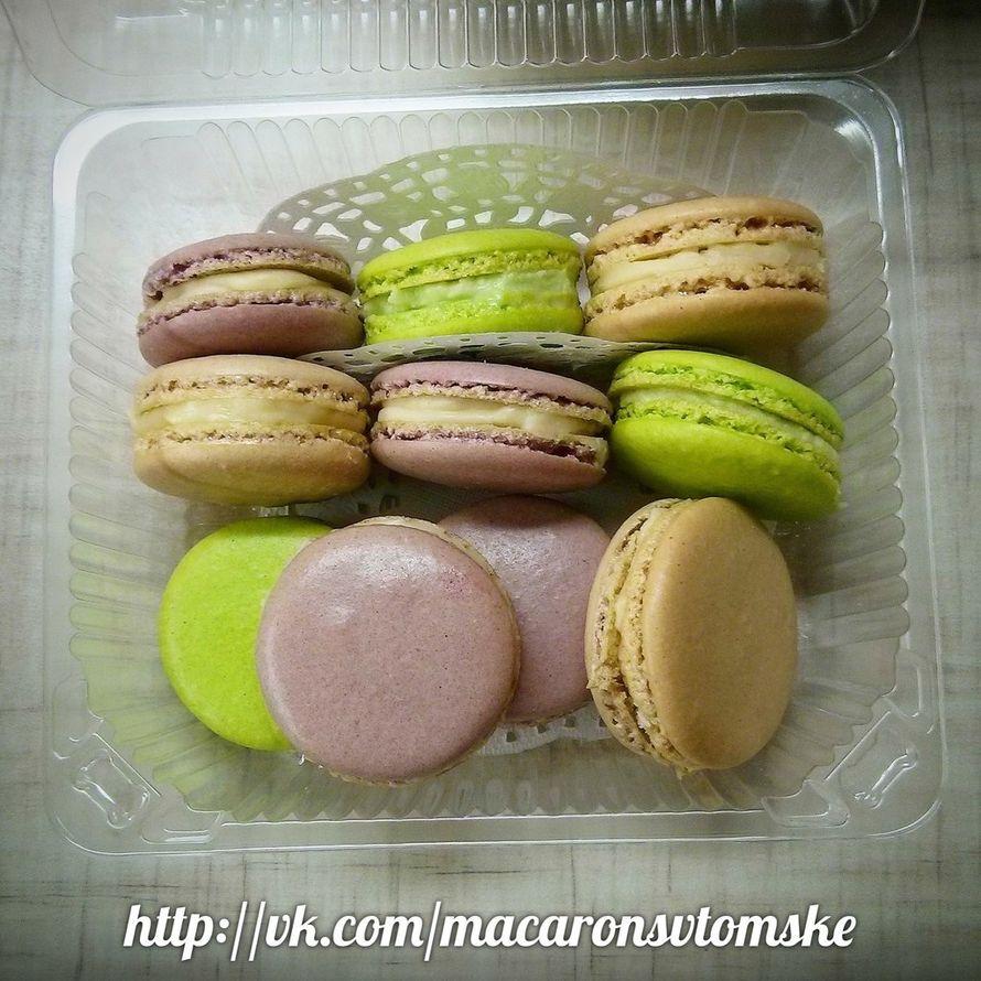Фото 3445779 в коллекции Мои фотографии - Amaretti- macarons на свадьбу