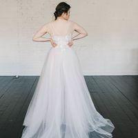 Запись на примерку +7 (812) 912-25-13 Больше фото:   Свадебное платье «Ноэми» Цена: 42 900 ₽  Возможные цвета: - белый - молочный - нежно-розовый - жемчужно-кофейный - припыленно-сиреневый - припыленно-серый  При отсутствии в наличии нужного размера это п
