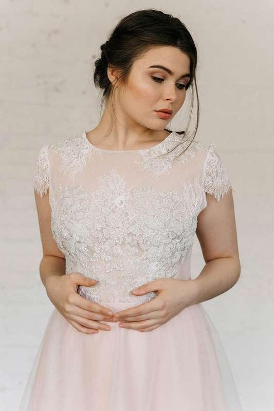 Свадебное платье «Есения» Цена: 38 900 ₽ - фото 16448986 Piondress - свадебная мастерская платьев