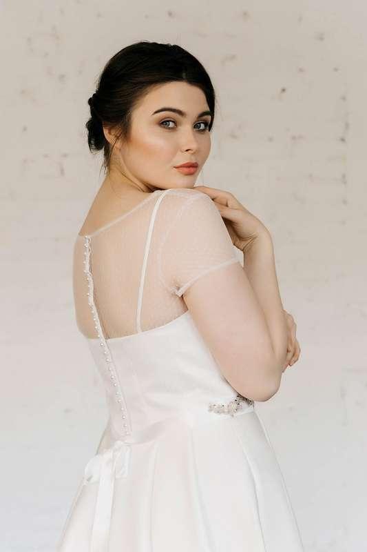 Свадебное платье «Шарлотта» Цена: 38 900 ₽ - фото 16448990 Piondress - свадебная мастерская платьев