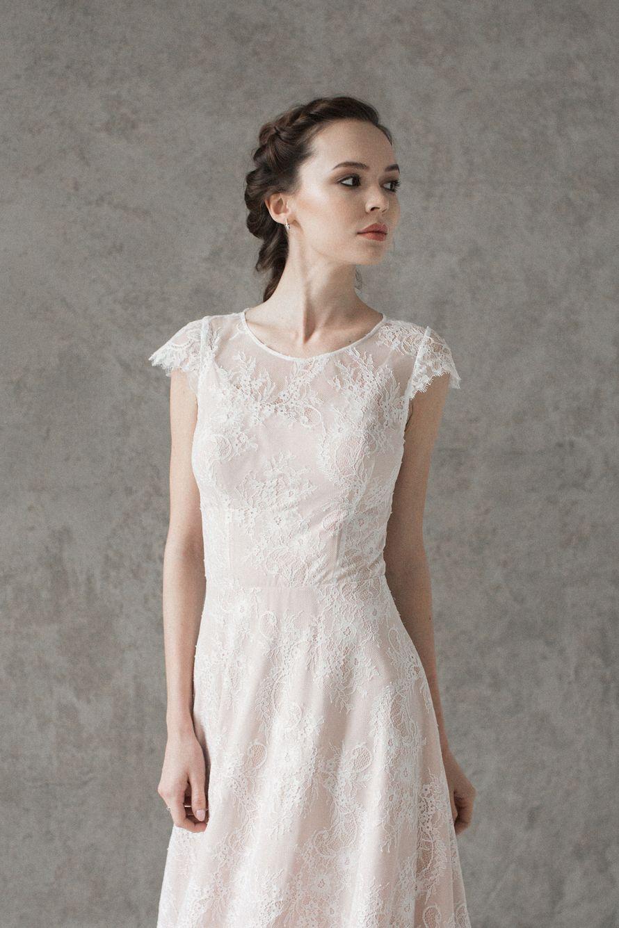 Свадебное платье «Каролина» Цена: 39 900 ₽ - фото 16449208 Piondress - свадебная мастерская платьев