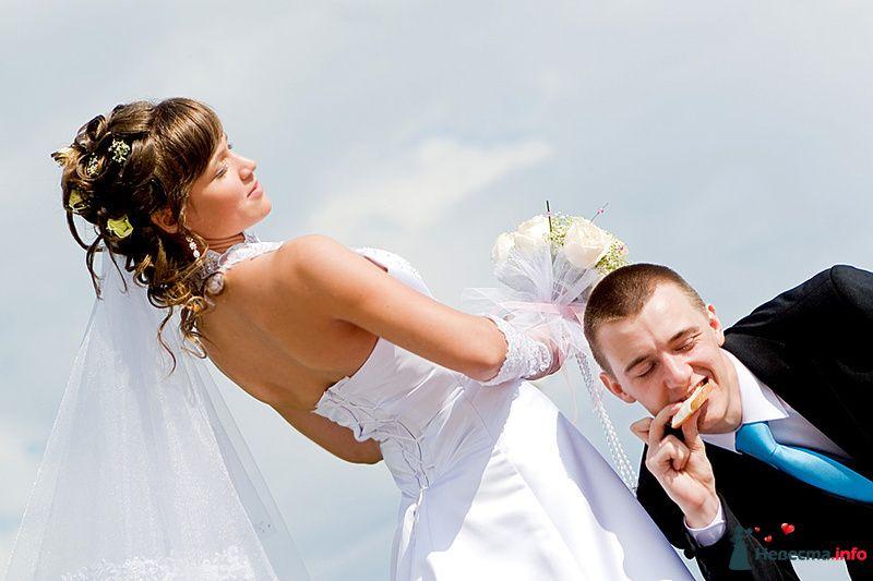 Фото 210708 в коллекции Фотографии со свадеб - Портрет-холл. Студия фотопортрета.