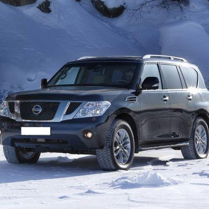 Аренда Nissan Patrol