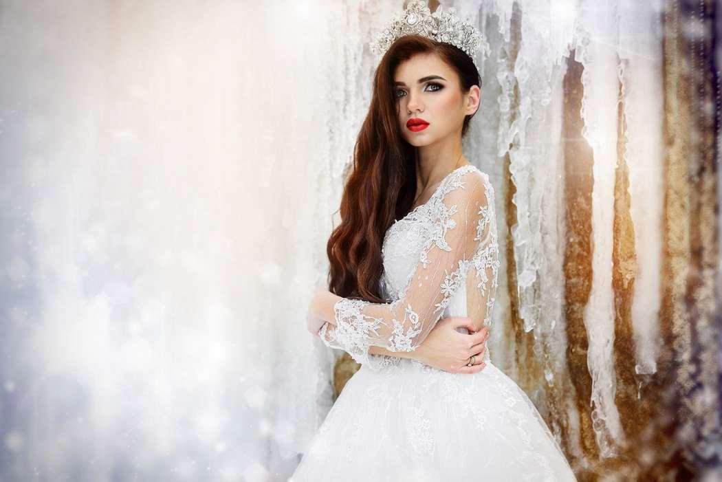 фотосессия с платьем и макияжем в москве босс
