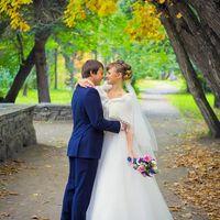 Невеста Ирина!!! Свадебное платье SOVANNA  Фото: Диана Стрекотина