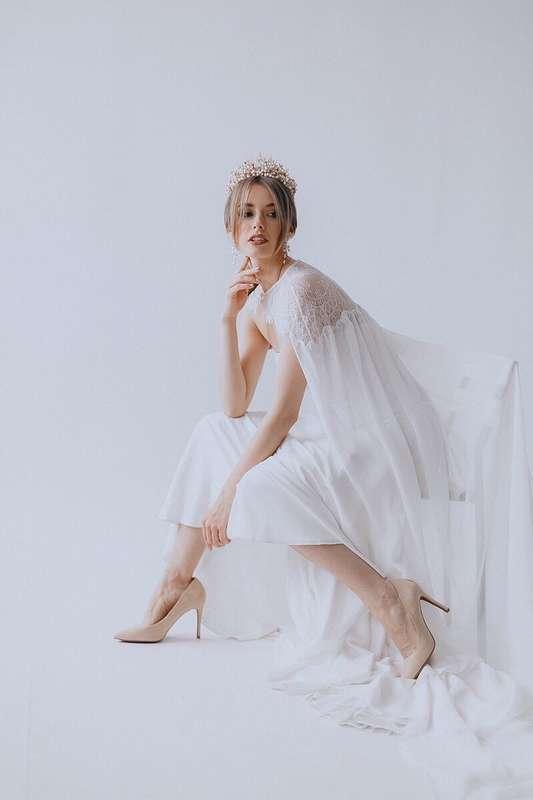 Фото 19234186 в коллекции Портфолио - Kosmi bridal - свадебные платья