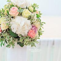 Гортензия - идеальный свадебный цветок