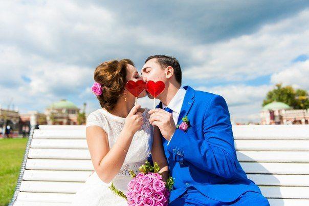 Фото 3526297 в коллекции Портфолио - Свадебный стилист- визажист Макарова Алёна