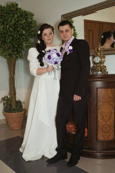 Леся и Дима - фото 3526305 Свадебный стилист- визажист Макарова Алёна