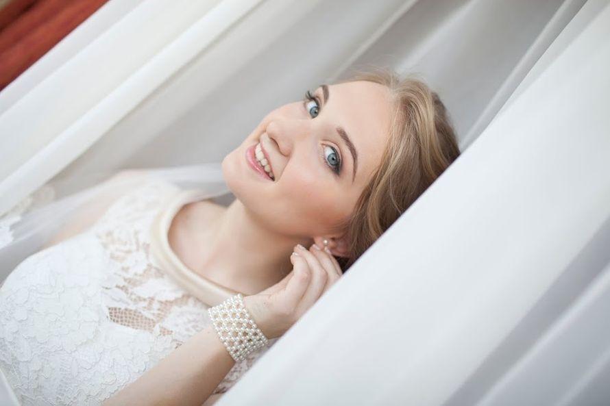 Романтичная Олечка - фото 3526313 Свадебный стилист- визажист Макарова Алёна