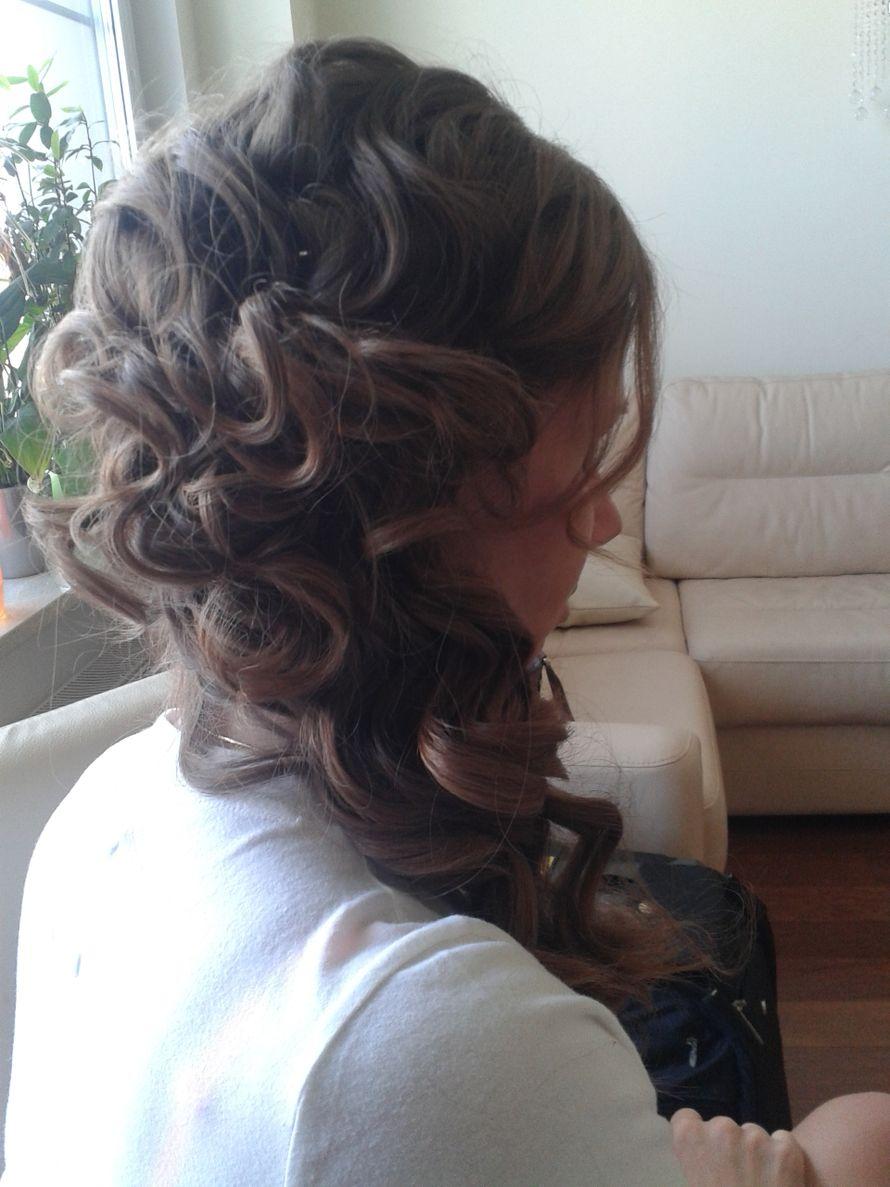 Репетиция свадебного образа - фото 3526347 Свадебный стилист- визажист Макарова Алёна