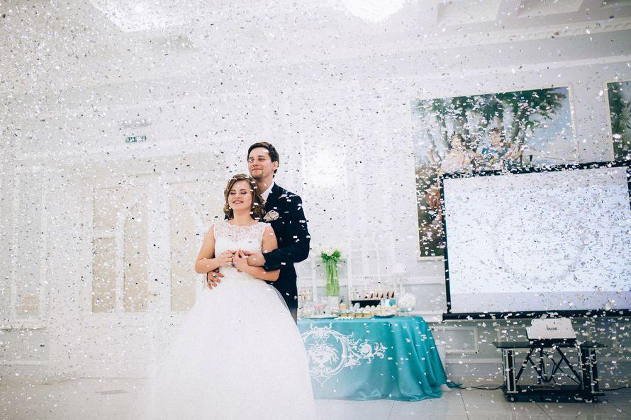 Конфетти-шоу - уникальные эффекты для Вашей свадьбы 8 910 210 42 63   - фото 10450294 Студия эффектов WowShow
