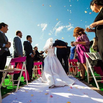Выездные регистрации брака