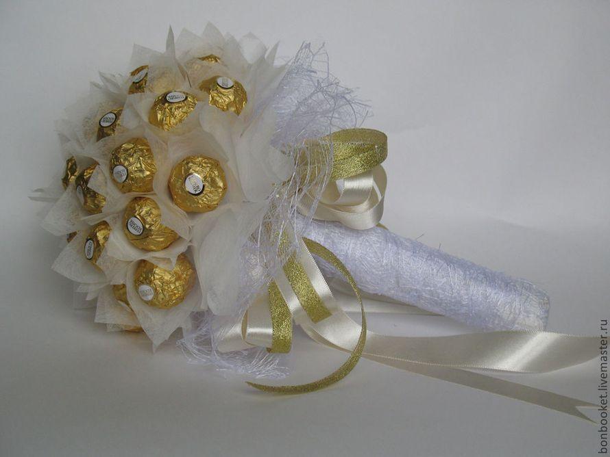 Доставка невестам букет из конфет спб, заказ